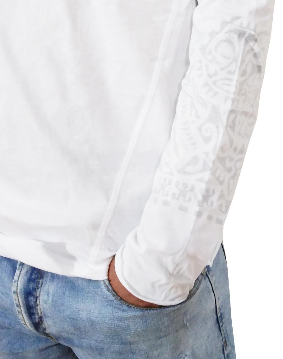 Блуза с Дълъг ръкав - Маори